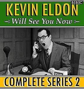 Kevin Eldon Will See you Now Radio/TV Program