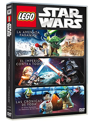 Lego Star Wars - Trilog僘 (Dvd Import) (European Format - Region 2) (2014) Personajes Animados; Michael Heg