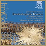 J.S. バッハ:ブランデンブルク協奏曲(全曲) (Brandenburg Concertos) (Brandenburgische Konzerte) (2CD)