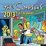 The Simpsons 2013 Fun Calendar