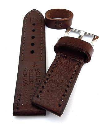 20mm geneva main vintage style style bracelet de for Couture a geneve