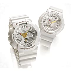 G-SHOCK & Baby-G Pair Watches G presents Lovers Collection 2012
