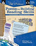 img - for Poems for Building Reading Skills Levels 6-8 (The Poet and the Professor) book / textbook / text book