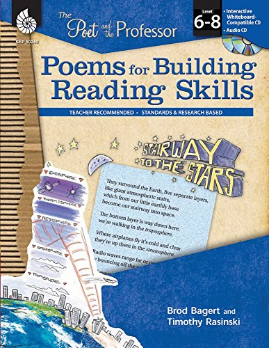 Poems for Building Reading Skills Levels 6-8 (The Poet and the Professor) (Developing A Written Voice compare prices)