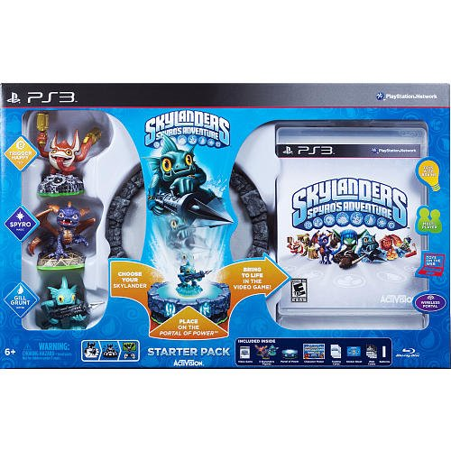 Skylanders Spyro'S Adventure Starter Pack - Playstation 3