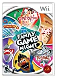 echange, troc WII HASBRO FAMILY GAME NIGHT 2 [Import américain]