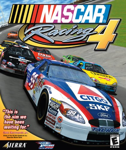 Nascar Racing 4