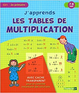 Tables de multiplications ce1 28 images delightful les for Apprendre les tables de multiplication cm1