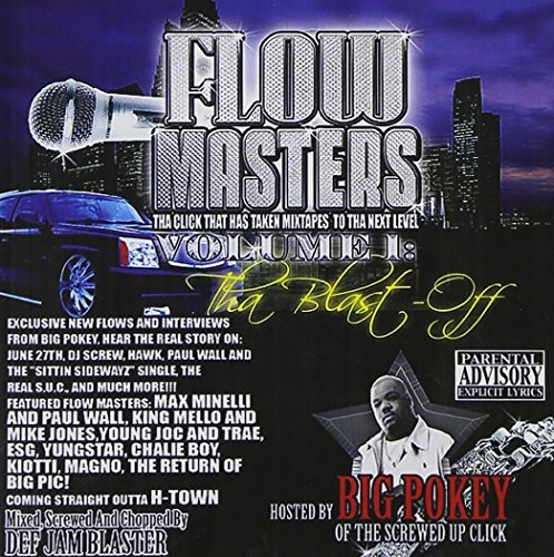 Flow Masters 1: The Blast Off (Bonus CD) (Chop)