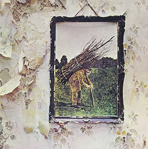 Led Zeppelin IV [REMASTERED ORIGINAL VINYL 1LP] [12 inch Analog]