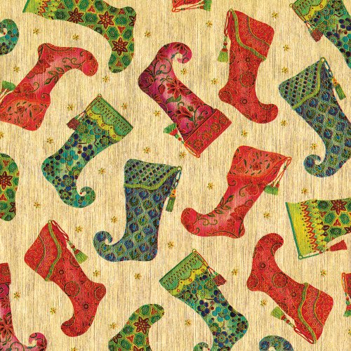 caspari wrapping paper