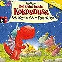 Der kleine Drache Kokosnuss: Schulfest auf dem Feuerfelsen Performance by Ingo Siegner Narrated by Philipp Schepmann