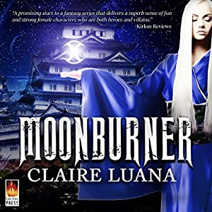 Moonburner Audiobook