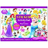 Bendon Disney Princess Ultimate Sticker Activity Pad