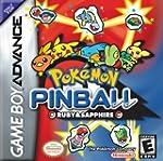 Pokemon Pinball: Ruby & Sapphire - Ga...