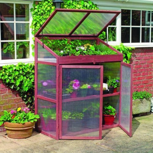 Gardman EXTRA LARGE WOODEN GROWHOUSE