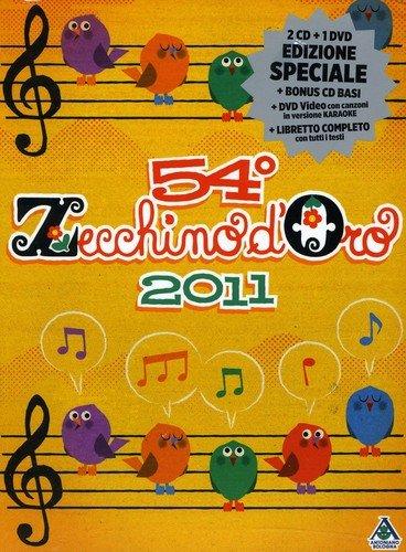 Zecchino D'Oro 54^ Edizione [2 CD + 1 DVD]