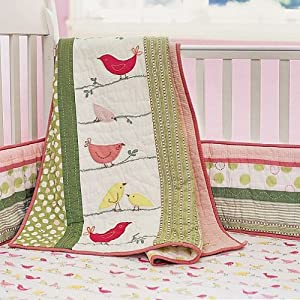 Childrens Nursery Bedding on Amazon Com  Pottery Barn Kids Penelope Nursery Bedding  Baby