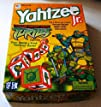 Yahtzee Jr. Teenage Mutant Ninja Turt…