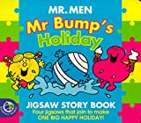 Mr. Bump's Holiday (Mr. Men & Little Miss Jigsaw Books)