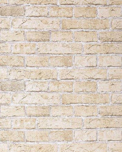 Edem 583 20 carta da parati muro di mattoni invecchiato for Carta da parati muro di mattoni
