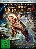Der junge Hercules - Volume 2 [4 DVDs]