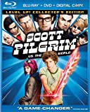 Scott Pilgrim vs. the World (Two-Disc Blu-ray/DVD Combo + Digital Copy) Edgar Wright