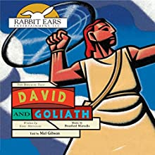 David and Goliath Audiobook by Eric Metaxas Narrated by Mel Gibson