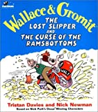 img - for The Lost Slipper and the Curse of the Ramsbottoms (Wallace & Gromit Comic Strip Books) book / textbook / text book