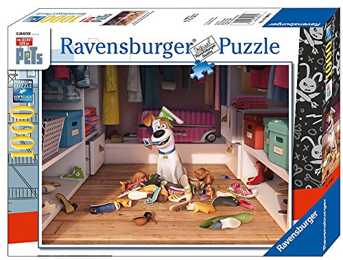 Ravensburger The Secret Life of Pets Puzzle (1000 Piece) JungleDealsBlog.com