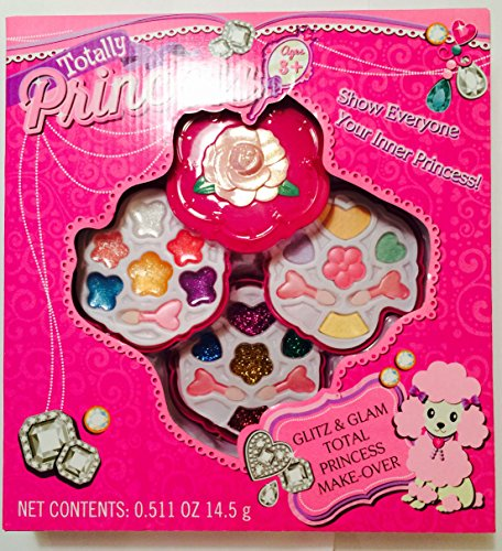 Glitz & Glam Total Princess Make-over by Totally Princess