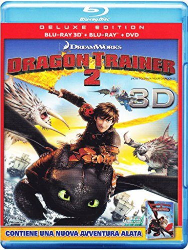 Dragon Trainer 2 (Blu-Ray 3D)