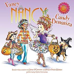 Fancy Nancy: Candy Bonanza Audiobook