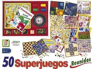 Caja 50 SUPERJUEGOS REUNIDOS