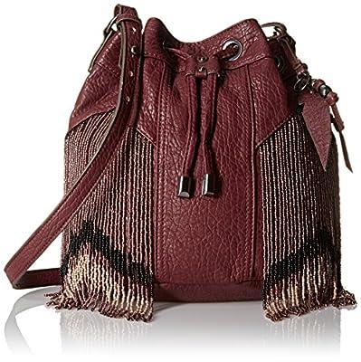 Jessica Simpson Kinsley Drawstring Cross Body Bag