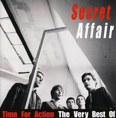 CD : SECRET AFFAIR - Time For Action: Very Best Of