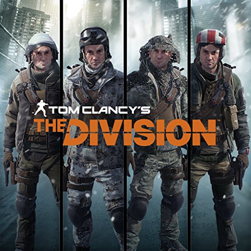 Tom Clancy'S The Division - Military Specialists Outfits Pack - PS4 [Digital Code]