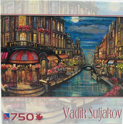 Vadik Suljakov L'Avoset Puzzle