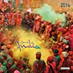The Colours of India 2016: Kalender 2...