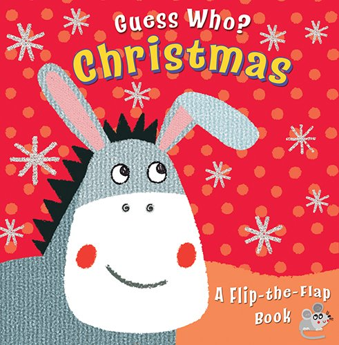 Guess Who? Christmas: A Flip-the-Flap Book PDF