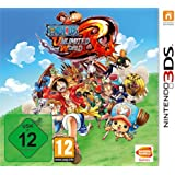 One Piece Unlimited World Red - [Nintendo 3DS]