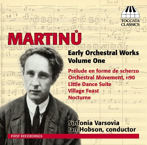 Buy Martin?: Early Orchestral Works, Vol. 1 From amazon