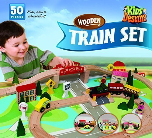 Kids Destiny Wooden Thomas Pieces
