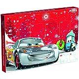 Zentrale 107923 - Cars Adventskalender mit 24 Überraschungen
