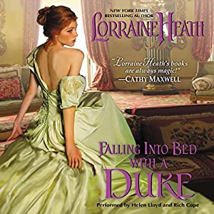 Falling into Bed with a Duke Audiobook