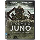 Storming Juno /  l&#39;assaut de Juno (Bilingual)by Benjamin Muir