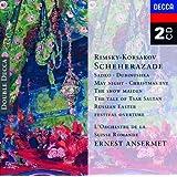 Rimsky-Korsakov: Scheherazade, etc. (2 CDs)