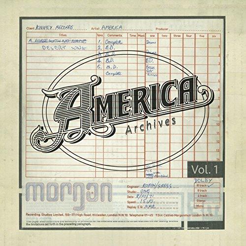 America - Archives, Vol 1 - Zortam Music