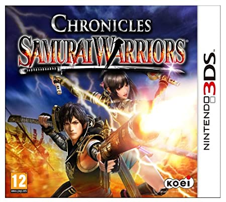 Samurai Warriors: Chronicle (Nintendo 3DS)