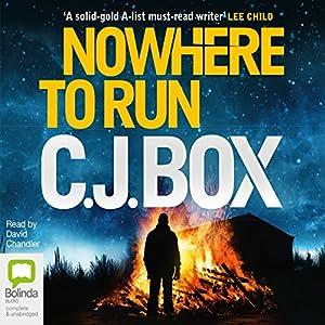 Nowhere to Run Audiobook